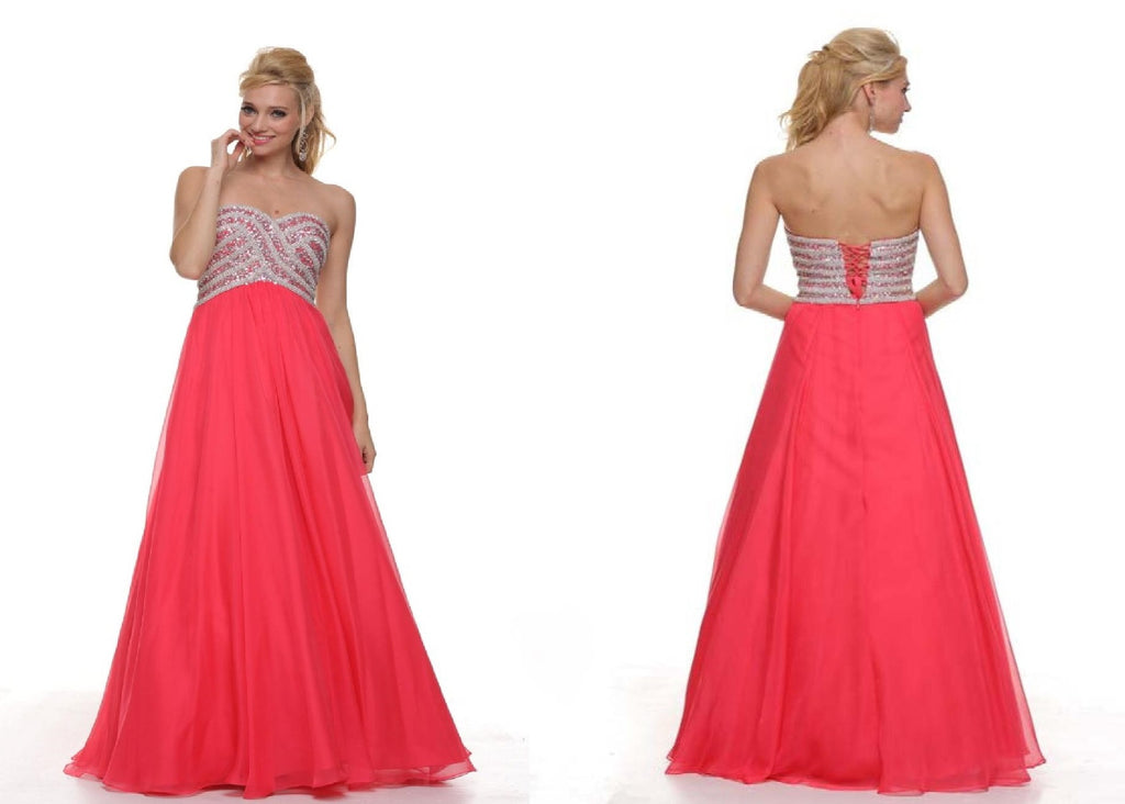 Prom Dress - style 8147
