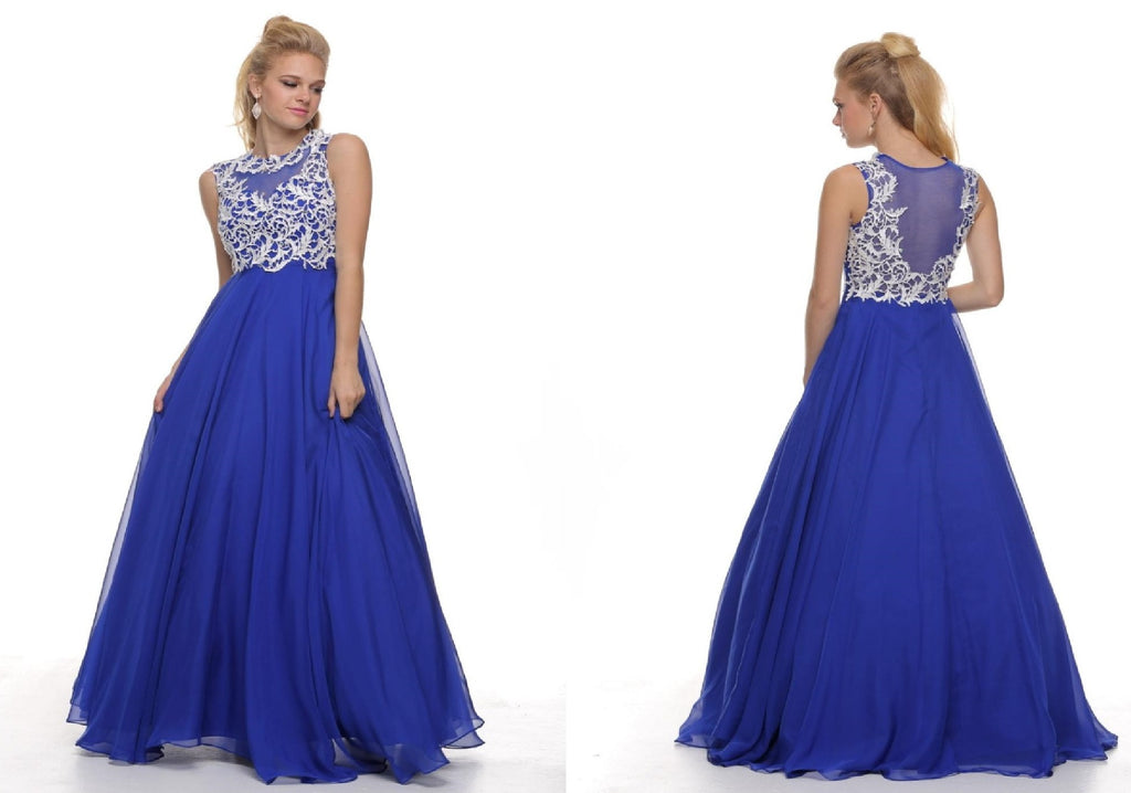 Prom Dress - style 8154