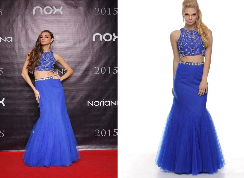 Prom Dress - style 8156