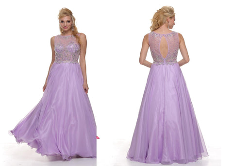 Prom Dress - style 8158