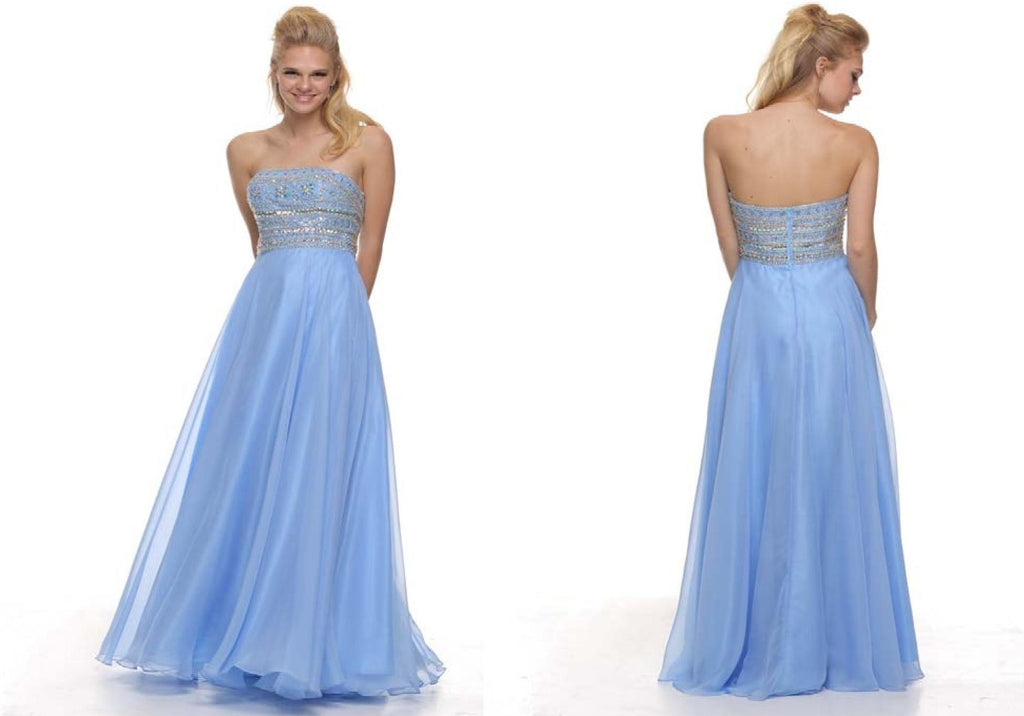 Prom Dress - style 8159