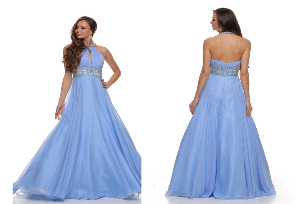 Prom Dress - style 8160