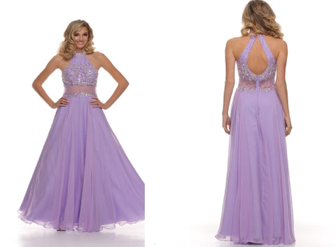 Prom Dress - style 8164