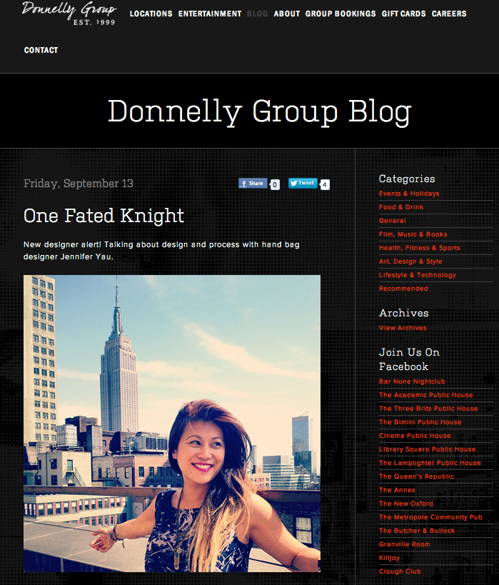 Donnelly Group Blog
