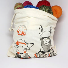 Creative Ewe Project Bag available at Creative Ewe!