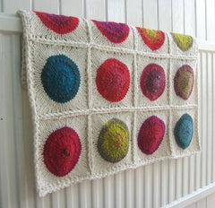 Pop Blanket - Tin Can Knits