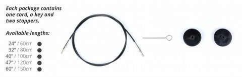 Lykke Driftwood Interchangeable Cable