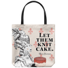 Marie Stockinette Tote Bag - Creative Ewe