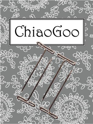 ChiaoGoo Spin/Twist Tightening Keys - Creative Ewe