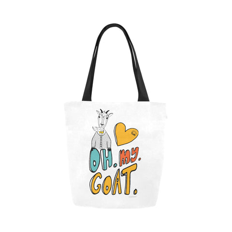 Oh. My. Goat! Tote