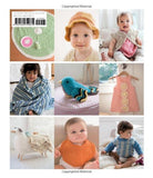 Comfort Knitting & Crochet: Babies & Toddlers: More than 50 Knit and Crochet Designs - Creative Ewe