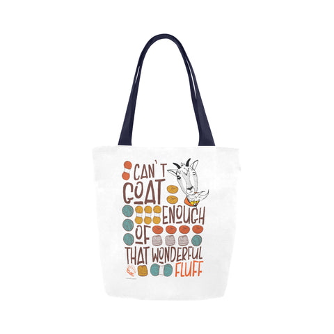 Can't Goat Enough Tote - Creative Ewe