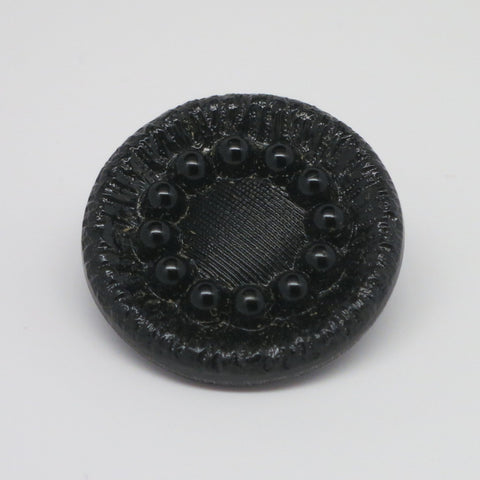 Vintage Buttons - Ebony Dots - Creative Ewe