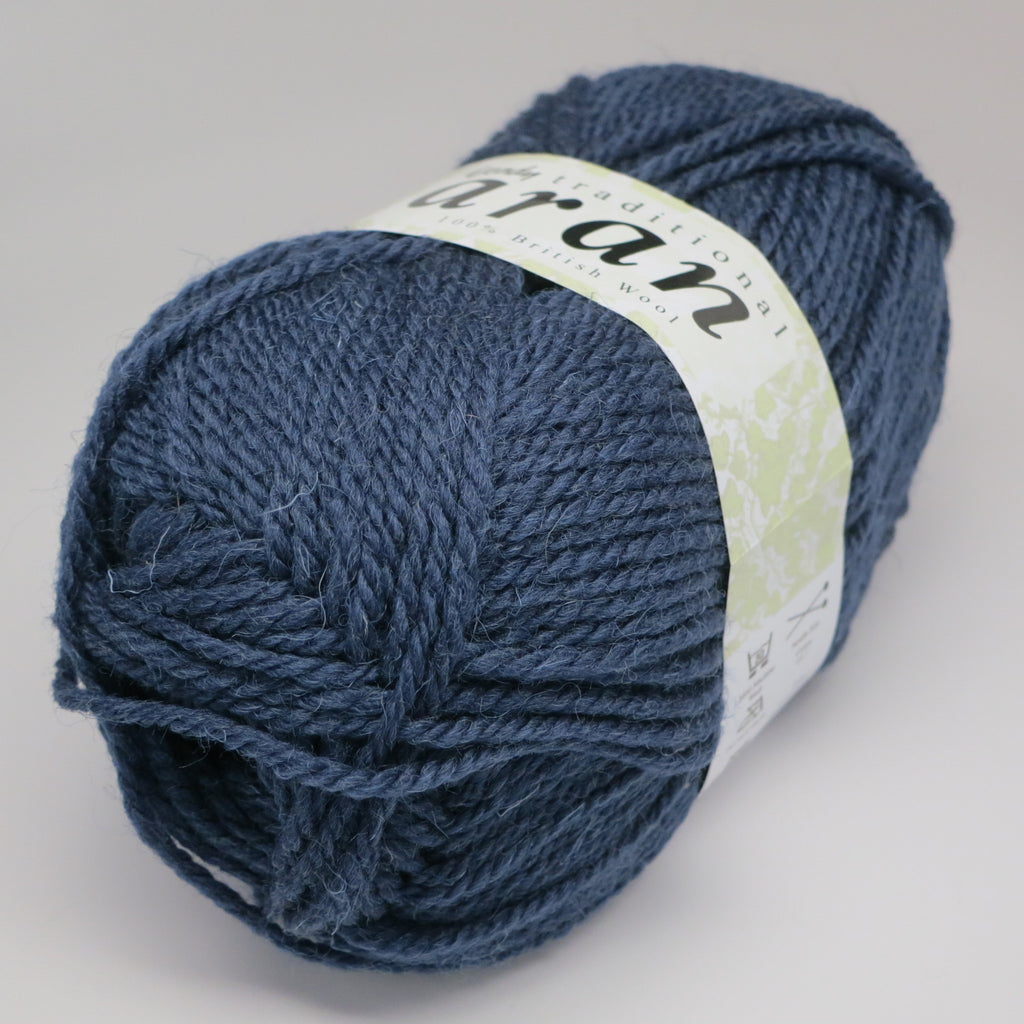 Wendy Traditional Aran (100g) - Creative Ewe