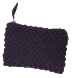 Macramaybe Clutch - Creative Ewe