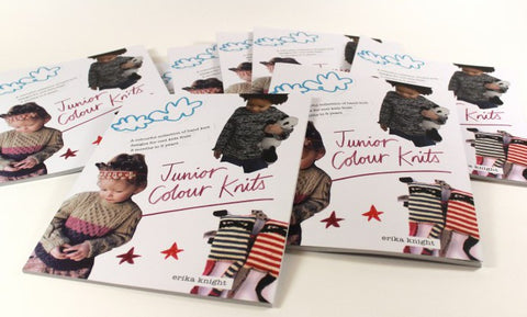 Erika Knight Junior Colouring Knits - Creative Ewe
