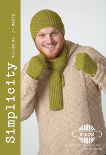 Simplicity Pattern Book Volume 3 - Men's - Creative Ewe