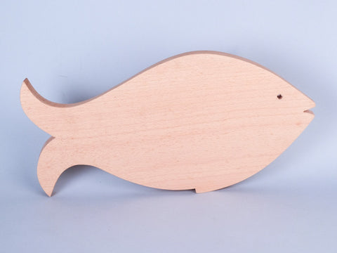 Fish Shaped Cutting Board