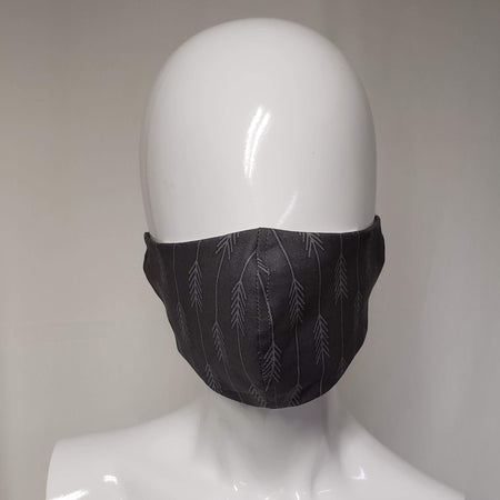 Mask- Grey Arrow