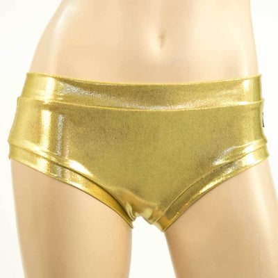 Gold Booty Short by HeyHey and co
