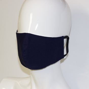 Mask- Navy Blue