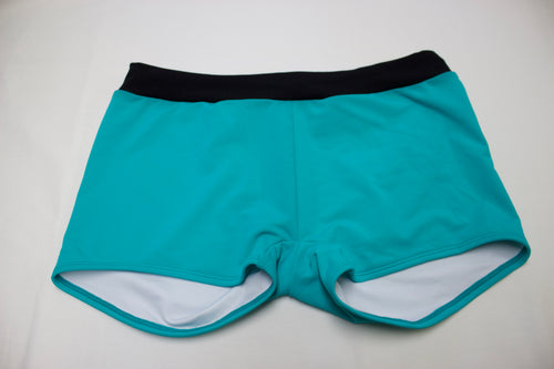 Men's Swim Short - Teal