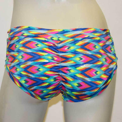 Booty Short/ Pole Dance Short/ Rave Short - Arrowhead