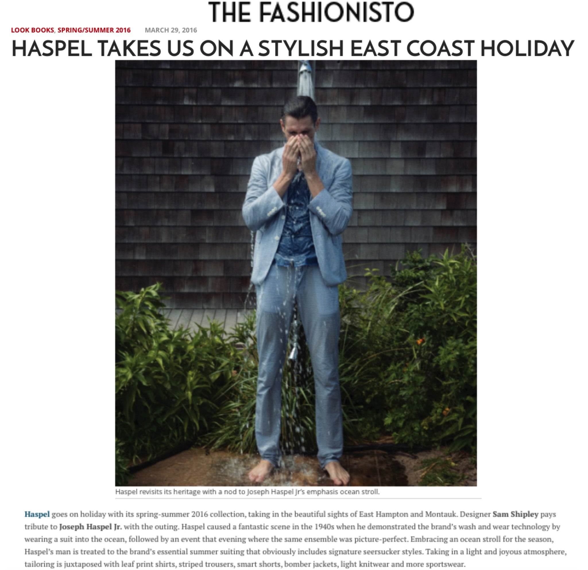 THEFASHIONISTO.COM - MARCH 2016