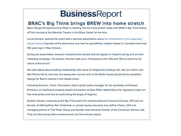 Br business report