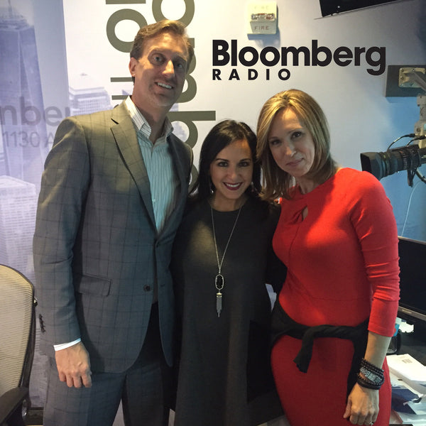 Bloomberg Radio featured Haspel