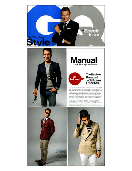 GQ Style feature Haspel