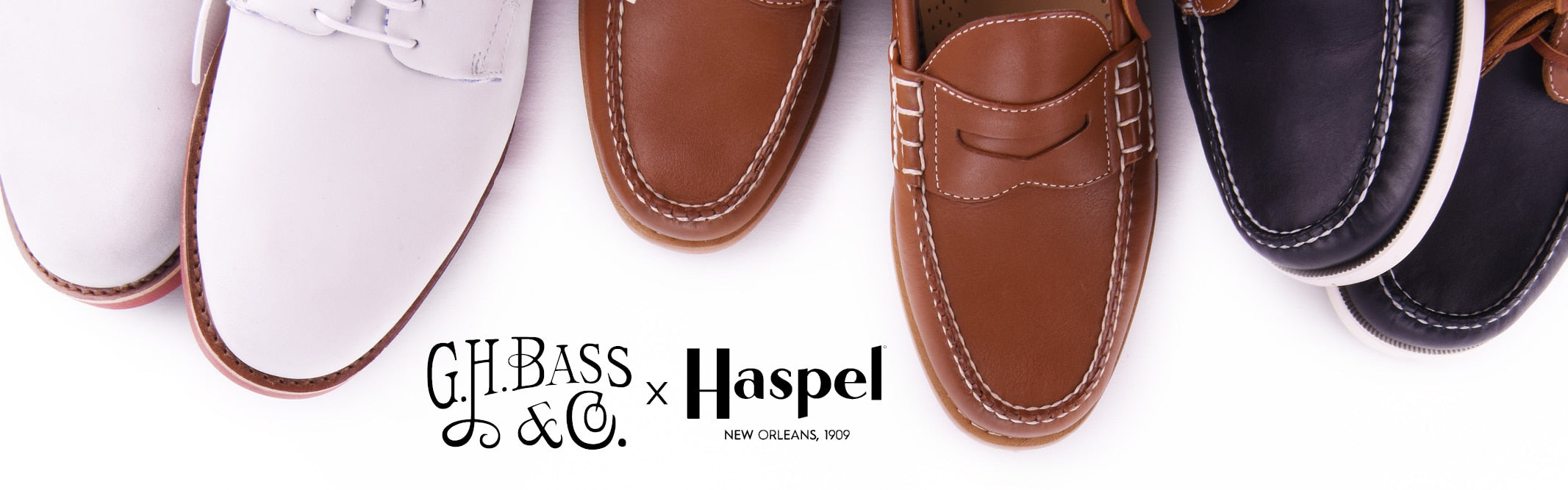 Bass Shoes Header Image
