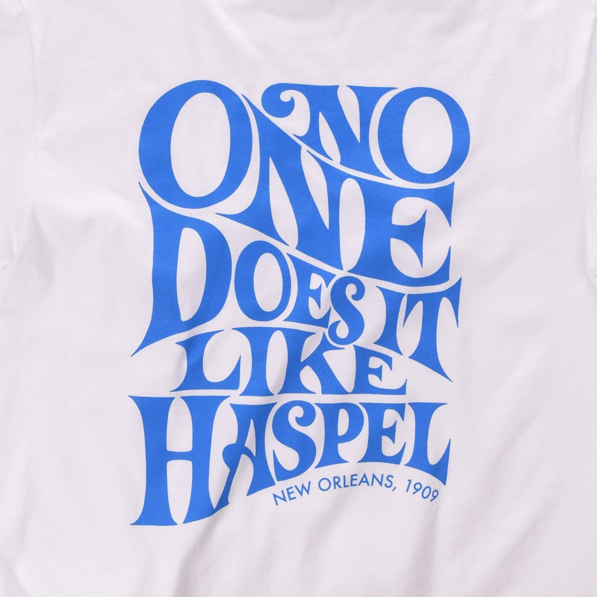 Haspel No One Does It Pocket T-Shirt