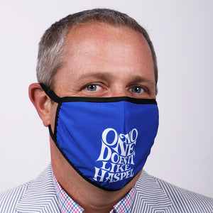 Haspel Face Mask - No One Does It Like Haspel