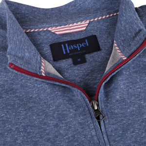 Joseph Rivera Light Blue Quarter Zip