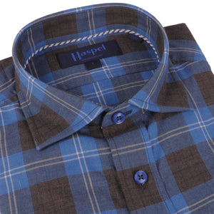 Carroll Royal Blue Plaid