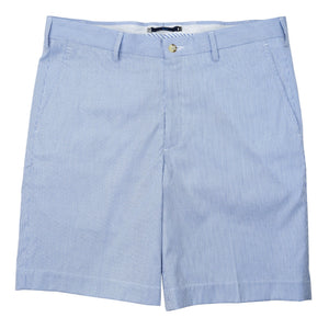 Felicity Blue Pincord Seersucker Short - Haspel Clothing