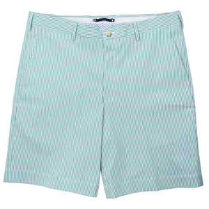 Felicity Green Seersucker Short - Haspel Clothing