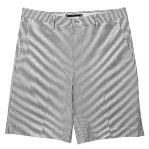 Felicity Grey Seersucker Short - Haspel Clothing