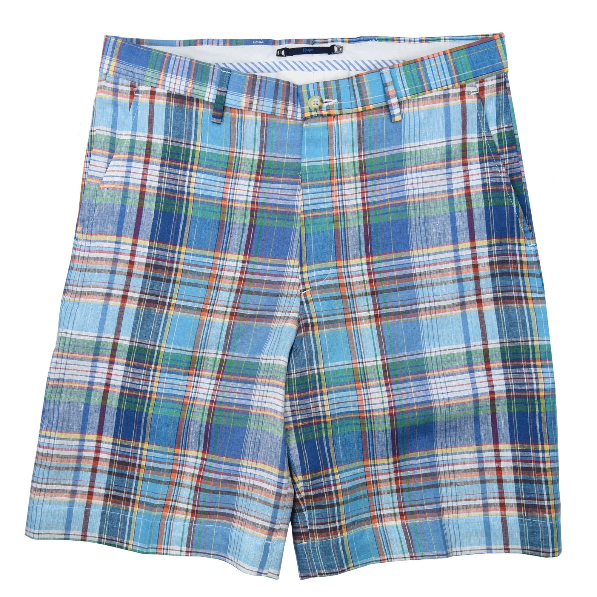 Felicity Multi-Color Plaid Short - Haspel Clothing