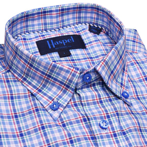 Franklin Royal Blue Plaid