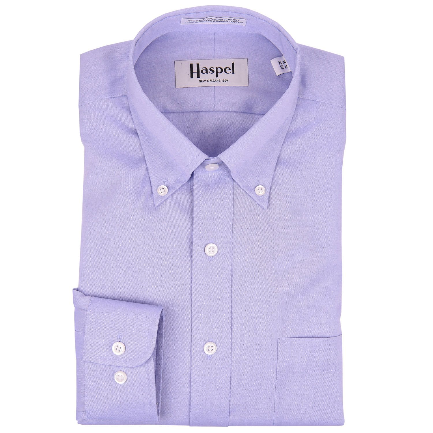 5d674812379 Light Blue Oxford Dress Shirt