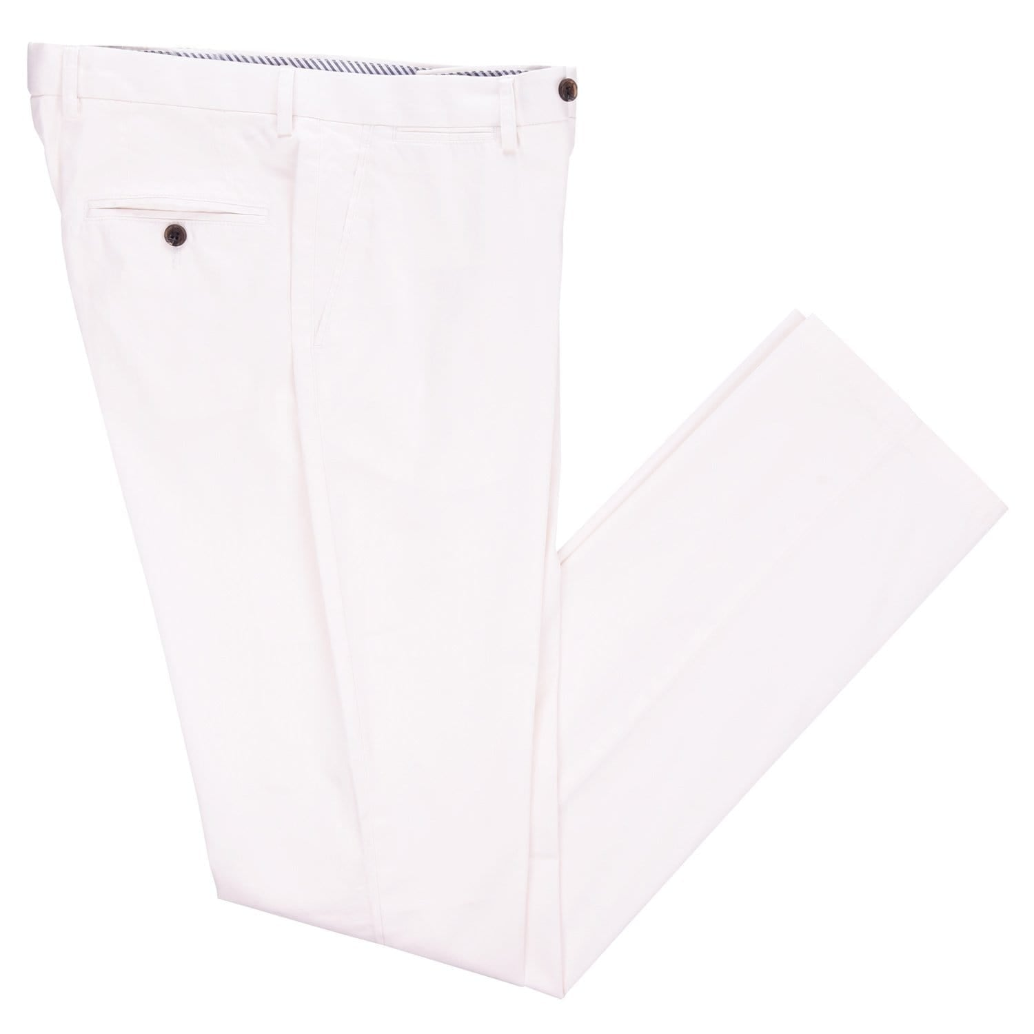 Lafitte Sugar Swizzle Cotton Twill Chino - Haspel Clothing