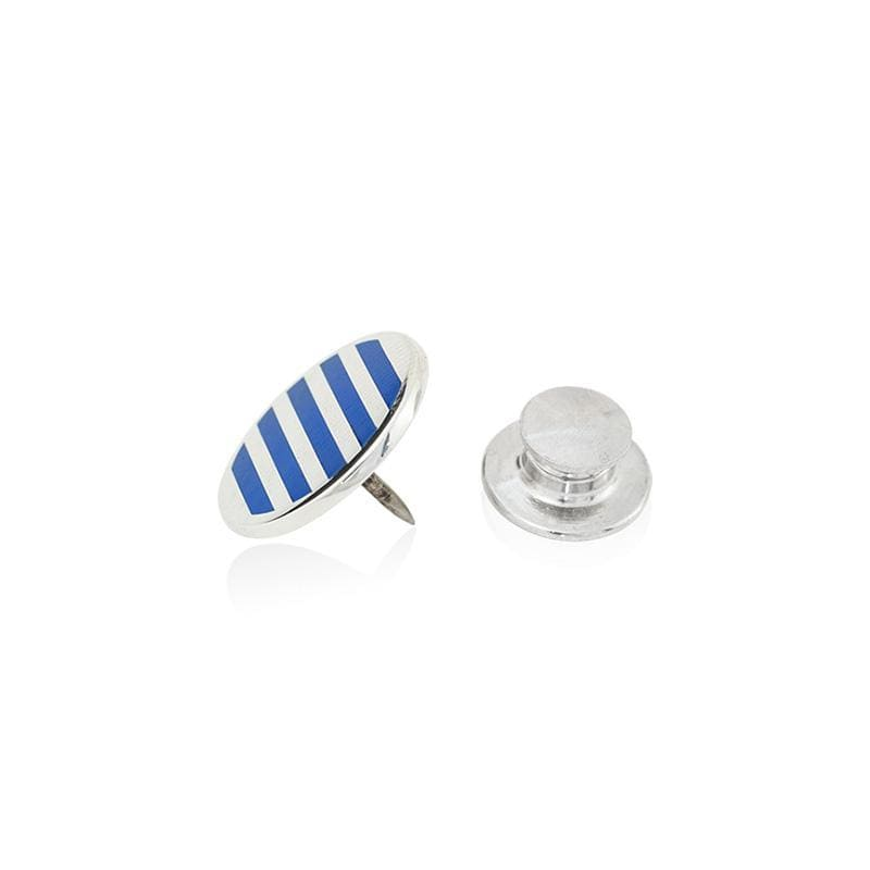 Haspel Seersucker Stud Pin Accessories Haspel BR