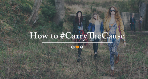 How to #CarryTheCause