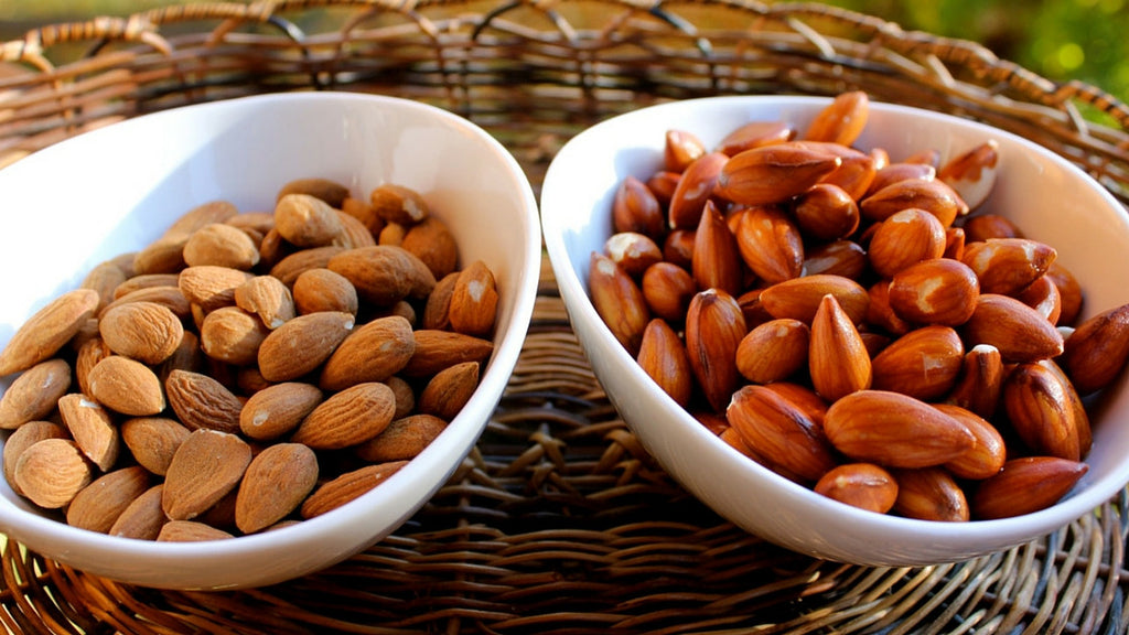 Raw vs. Soaked Almonds