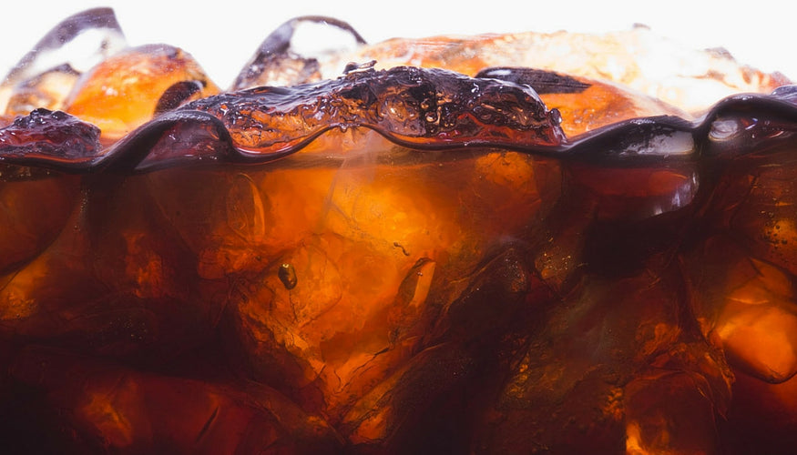 Soda and Fruit Juice are the major cause of erosion of teeth!