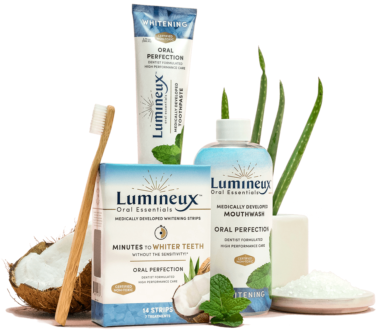 Lumineux Oral Essentials Naturally Confident Lumineux Oral