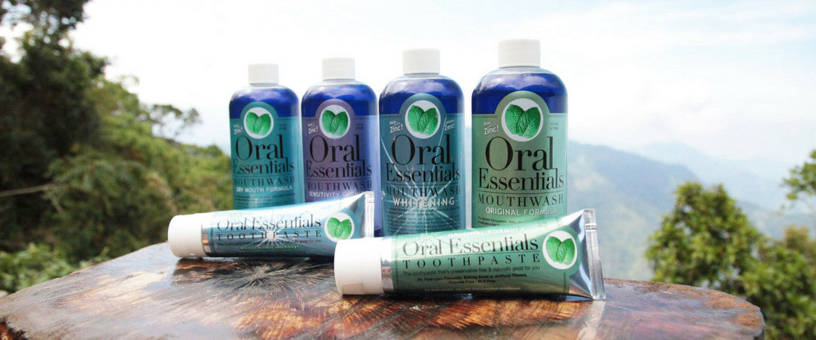 Oral Essentials Homepage