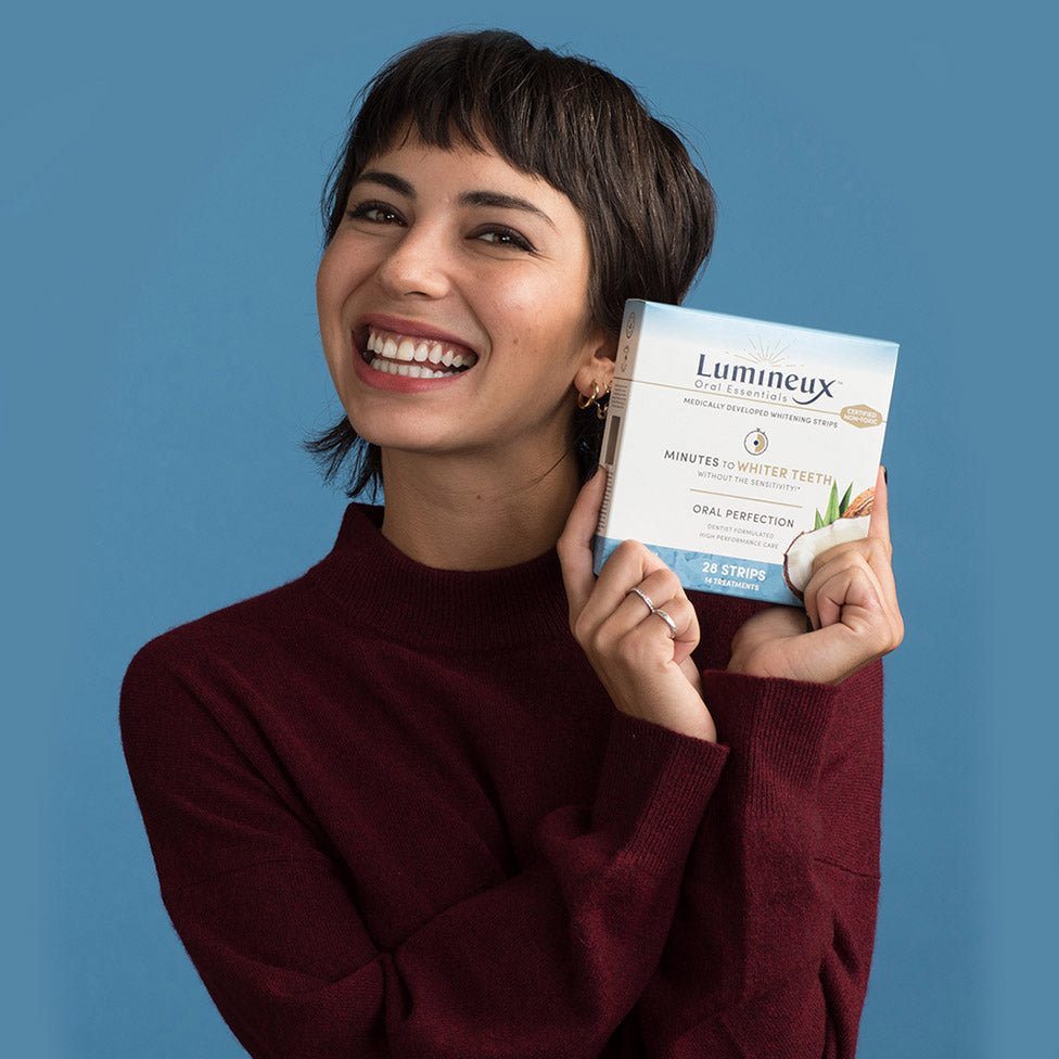 Lumineux Whitening Strips 14 Treatments Lumineux Oral Essentials